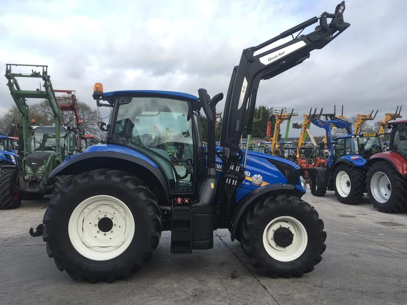 New Holland T6.145 TRACTOR (ST3768)