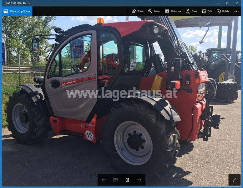 Manitou MLT 737 - 130 LSU PS