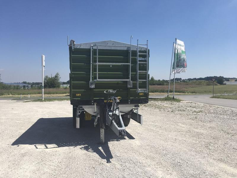 Fliegl FOX TDK 200 A