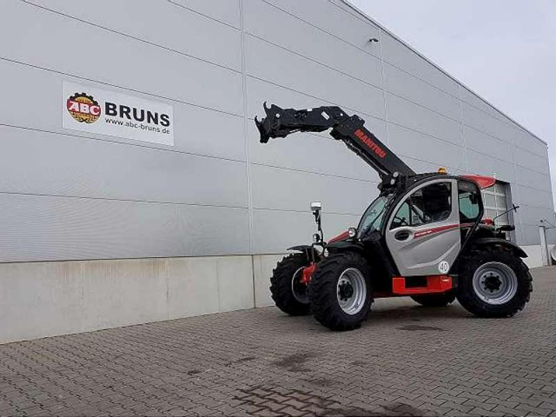 Manitou MLT 630