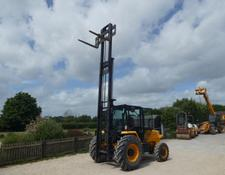 JCB 926b masted fork lift 2016 800 hours