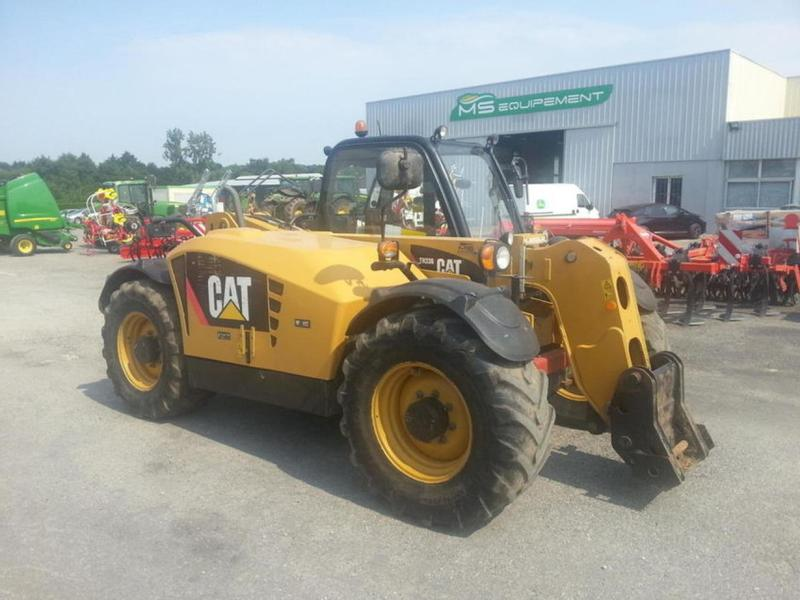 Caterpillar TH 336