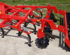 Awemak MATADOR M 58  - Universal semi-mounted hydraulic cultivator with transport KIT! New generation!