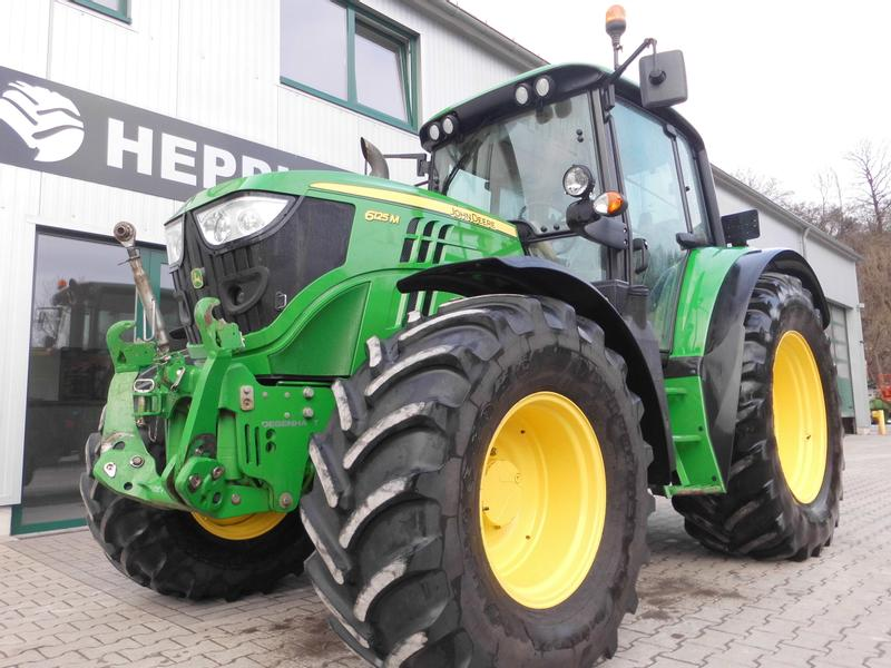 John Deere 6125 M AutoQuad Eco-Shift