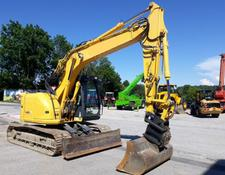 Kobelco E140C SR New Holland