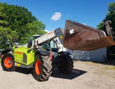 Claas Scorpion 7040 40Km/h