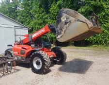 Manitou MLT 741-120 LSU Powershift