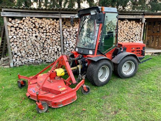 Antonio Carraro 3800 HST Superpark