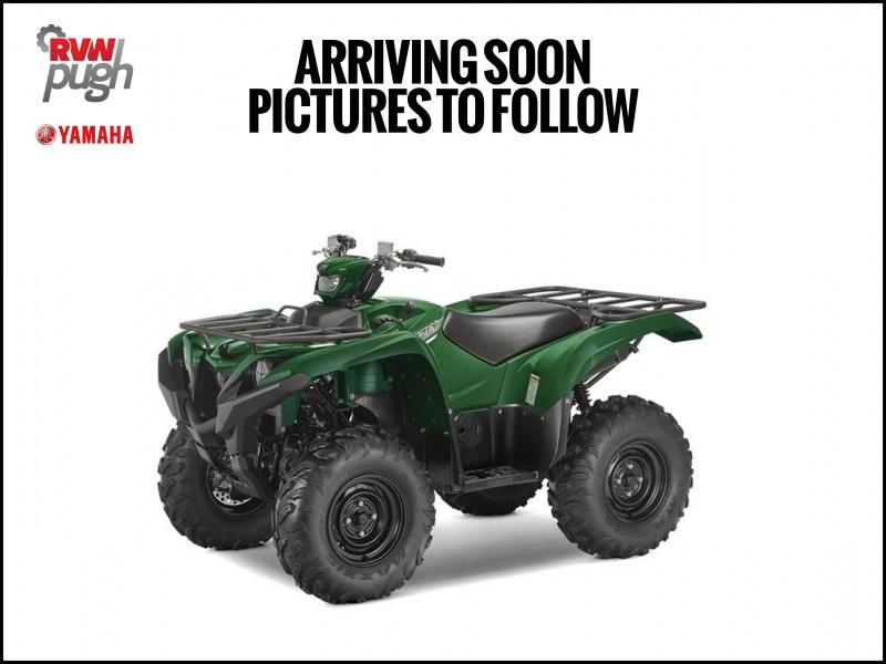 Yamaha Grizzly 350 ATV