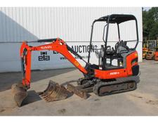 Kubota KX016-4 Mini Graafmachine